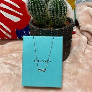 Tiffany & Co. Infinity Mini Necklace